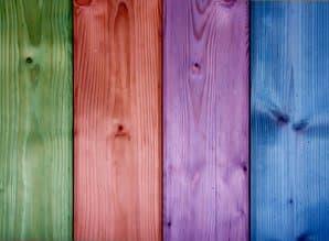 colori per il legno ad olio